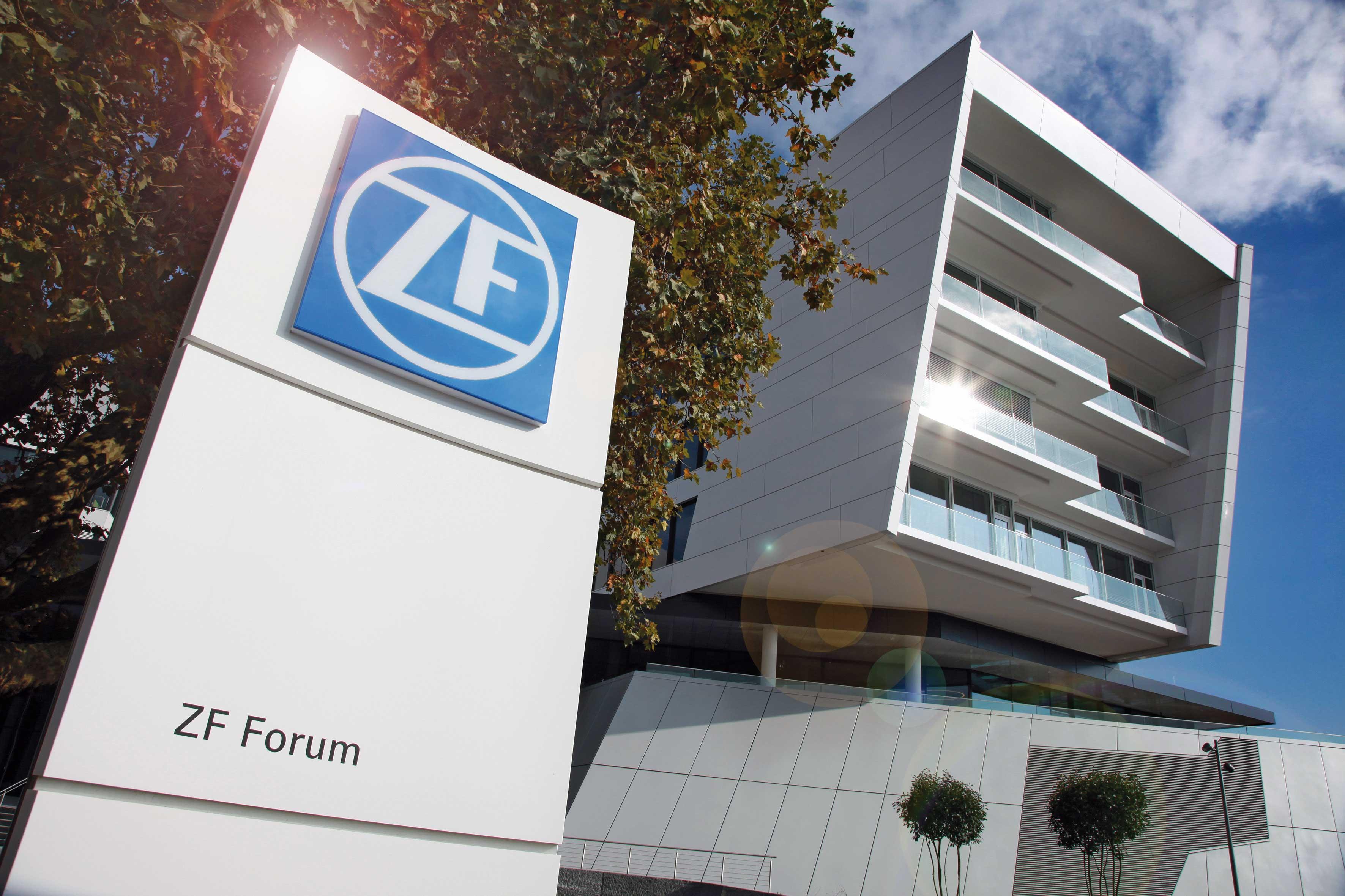HEIZUNG UND KÜHLUNG | ZF Forum | Friedrichshafen