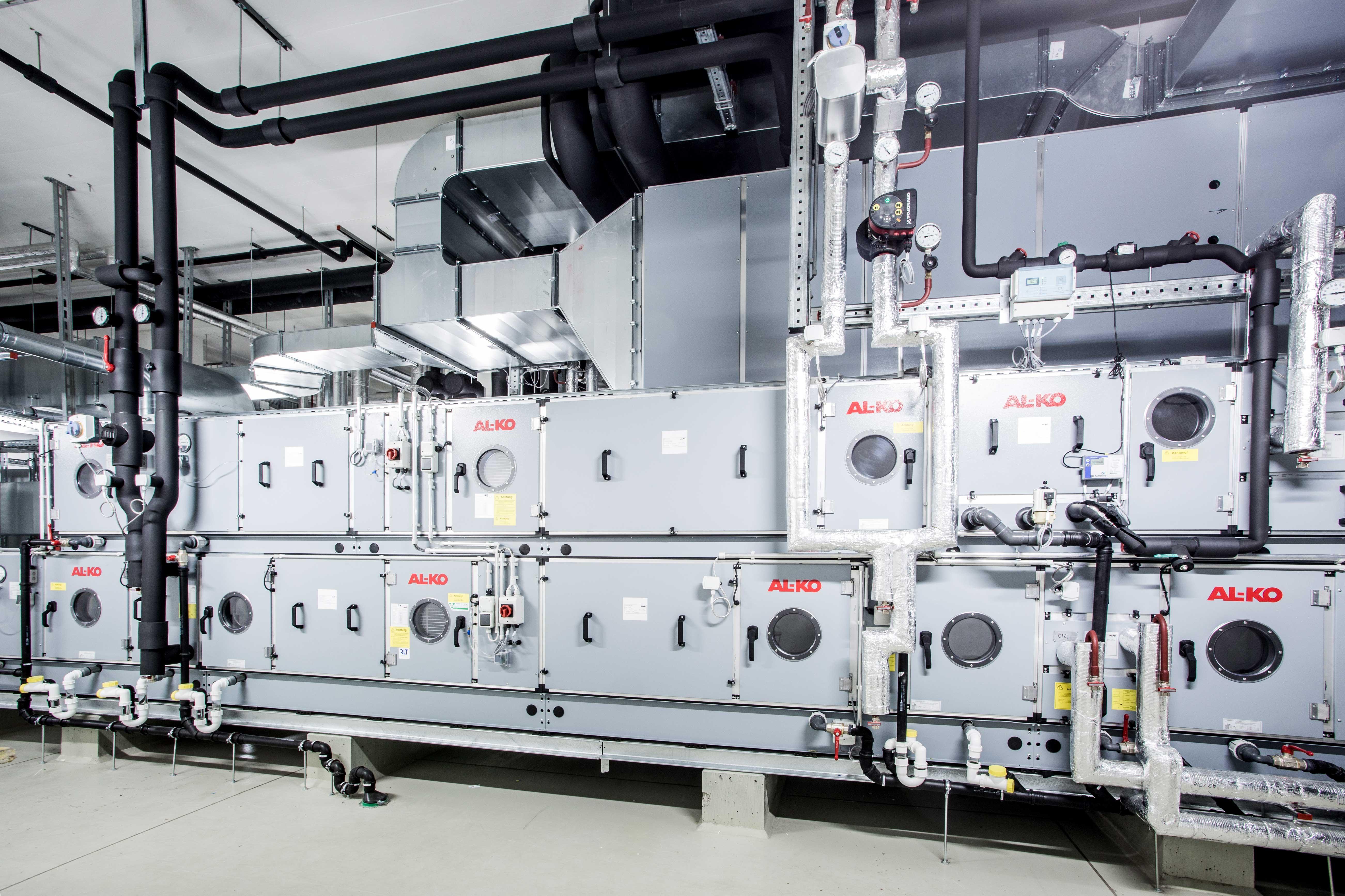 Vetter Pharma GmbH | Ravensburg HEIZ- UND KÄLTEZENTRALE