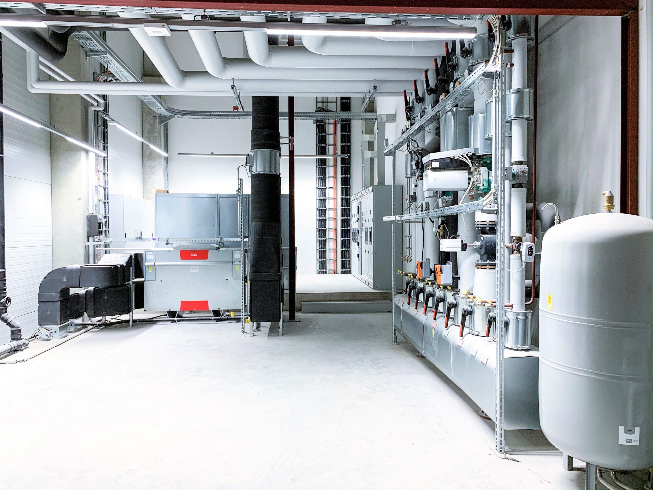 Energiezentrale CB-tec GmbH