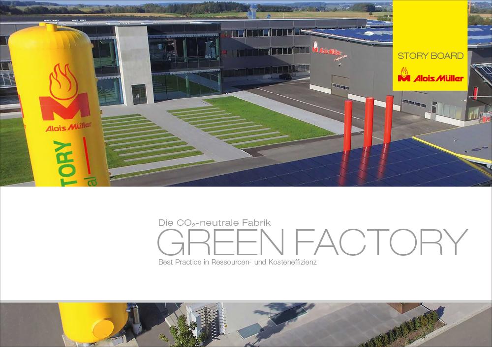Green Factory | Die CO2-neutrale Fabrik