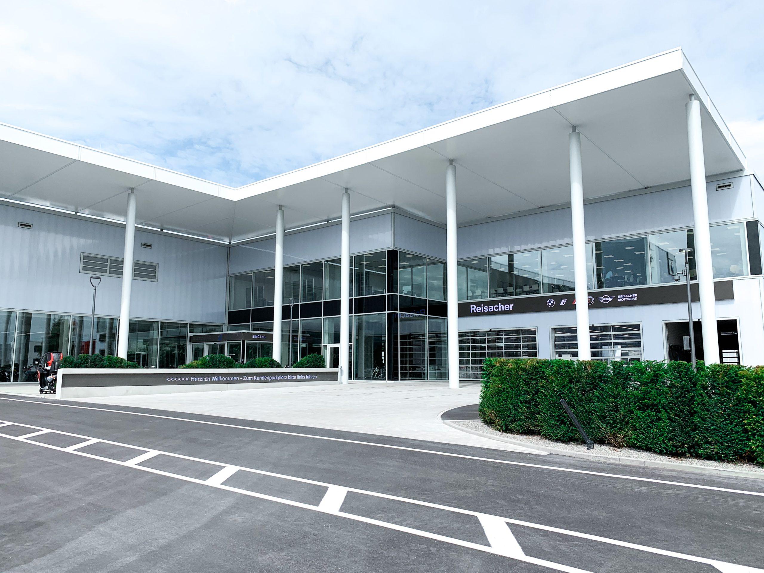 Firmenzentrale Reisacher Gruppe Augsburg