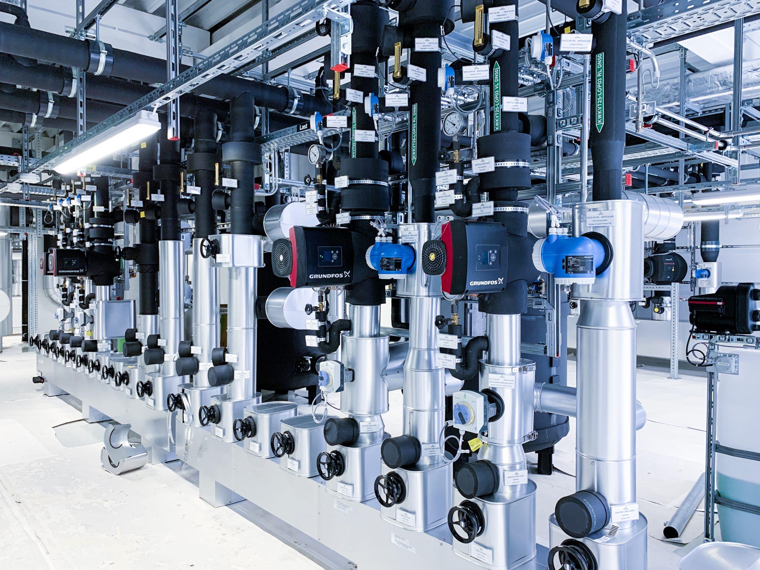 Kältezentrale Vetter Pharma GmbH | Standort Mariatal