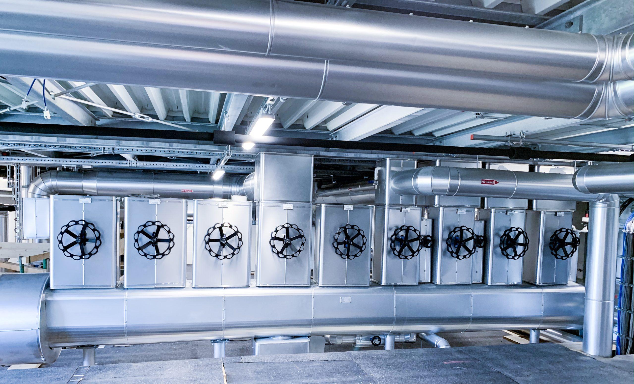 Dampfzentrale Vetter Pharma GmbH | Standort Schützenstr.