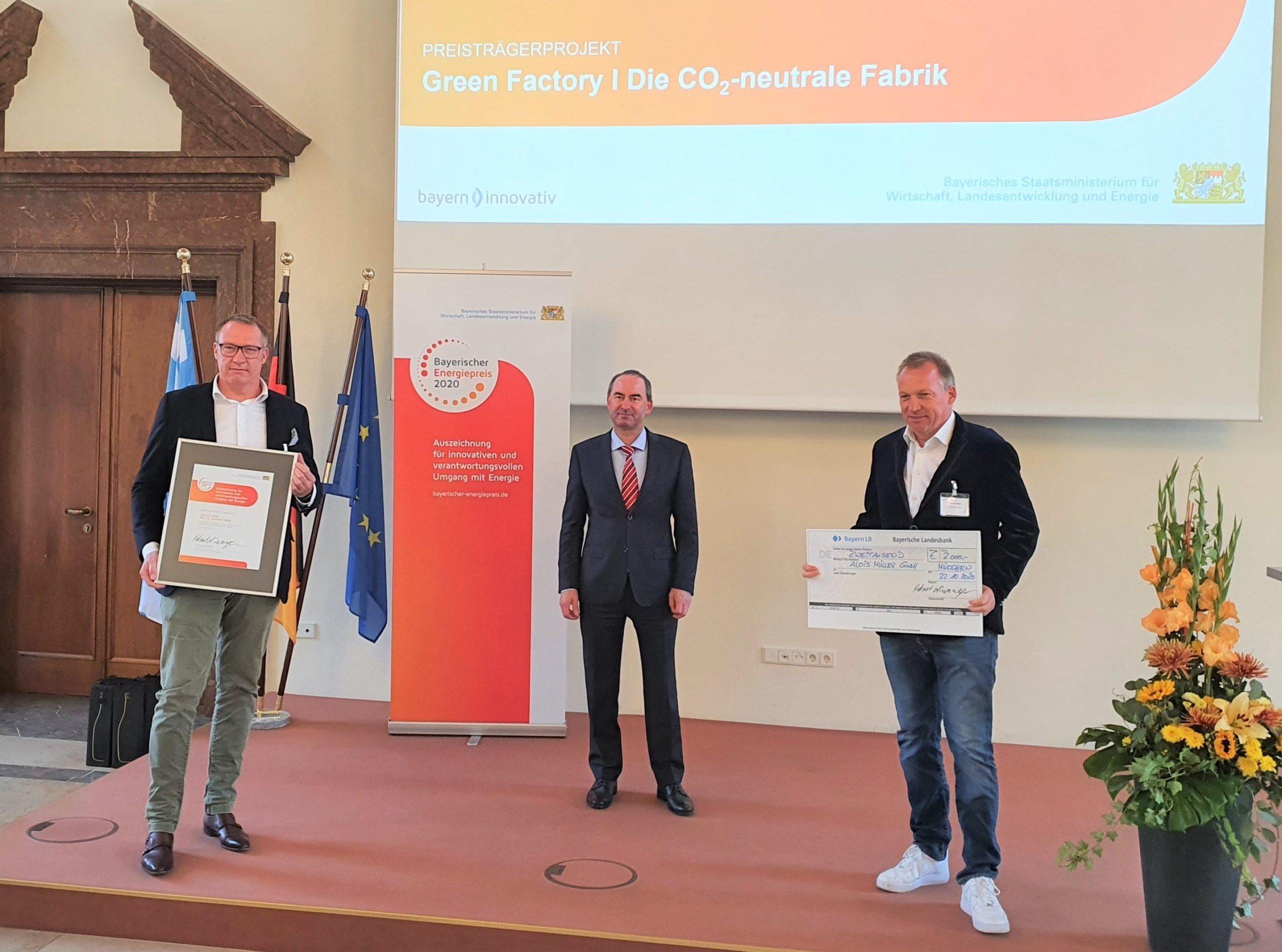 Bayerischer Energiepreis 2020