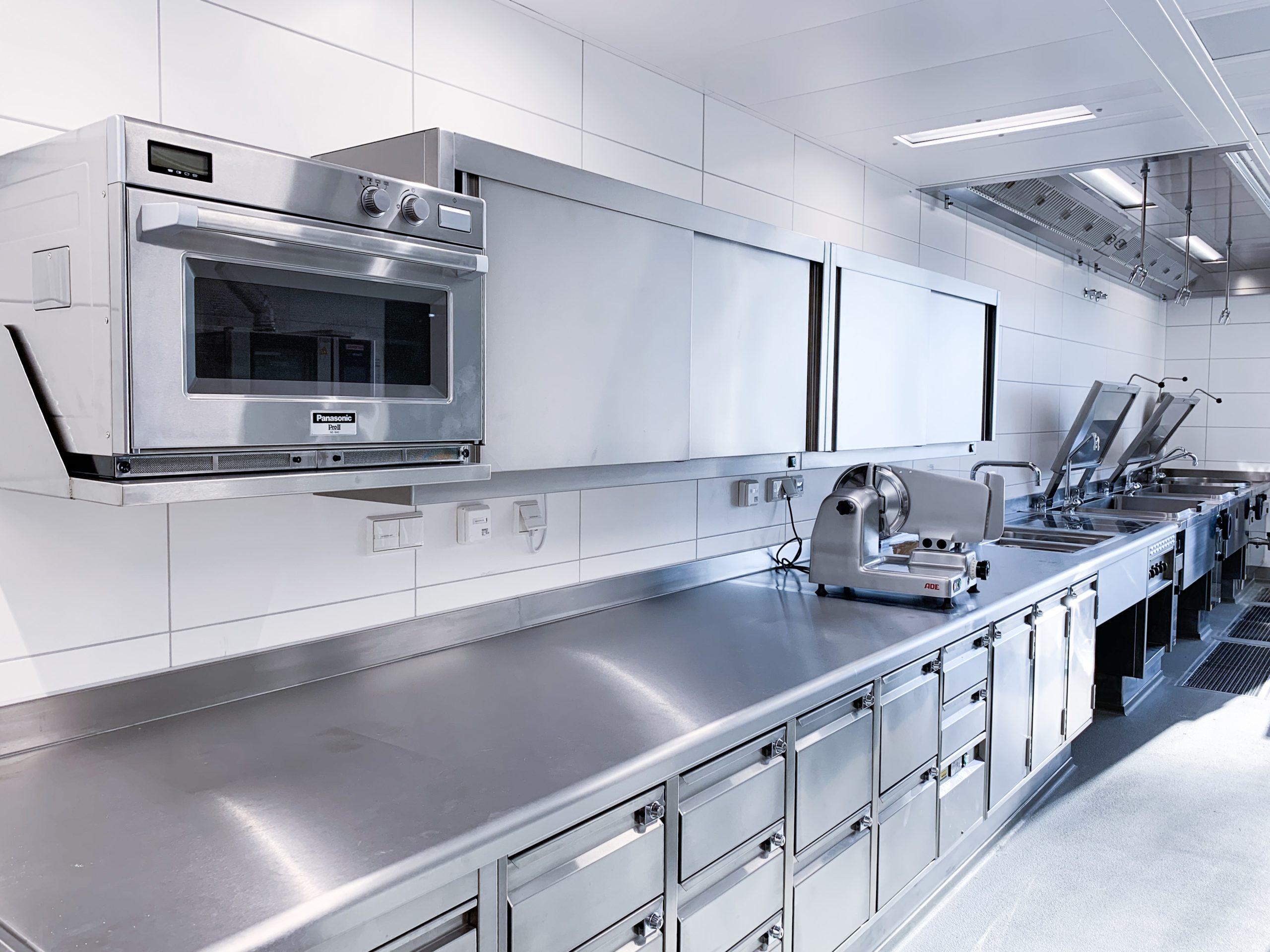 Gebäudetechnik Küche/Kantine Multivac
