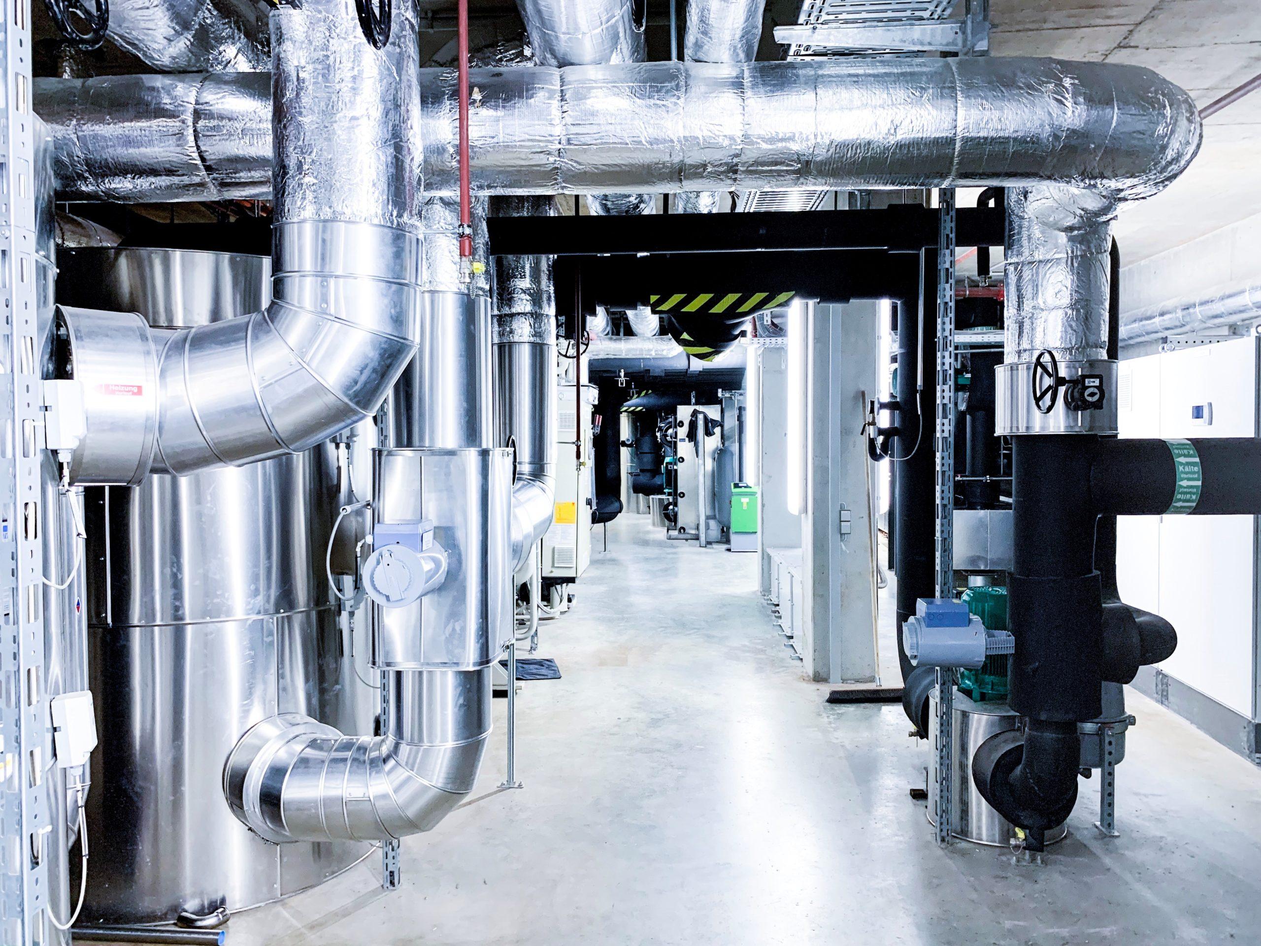 Gebäudetechnik GROB-WERKE Mindelheim
