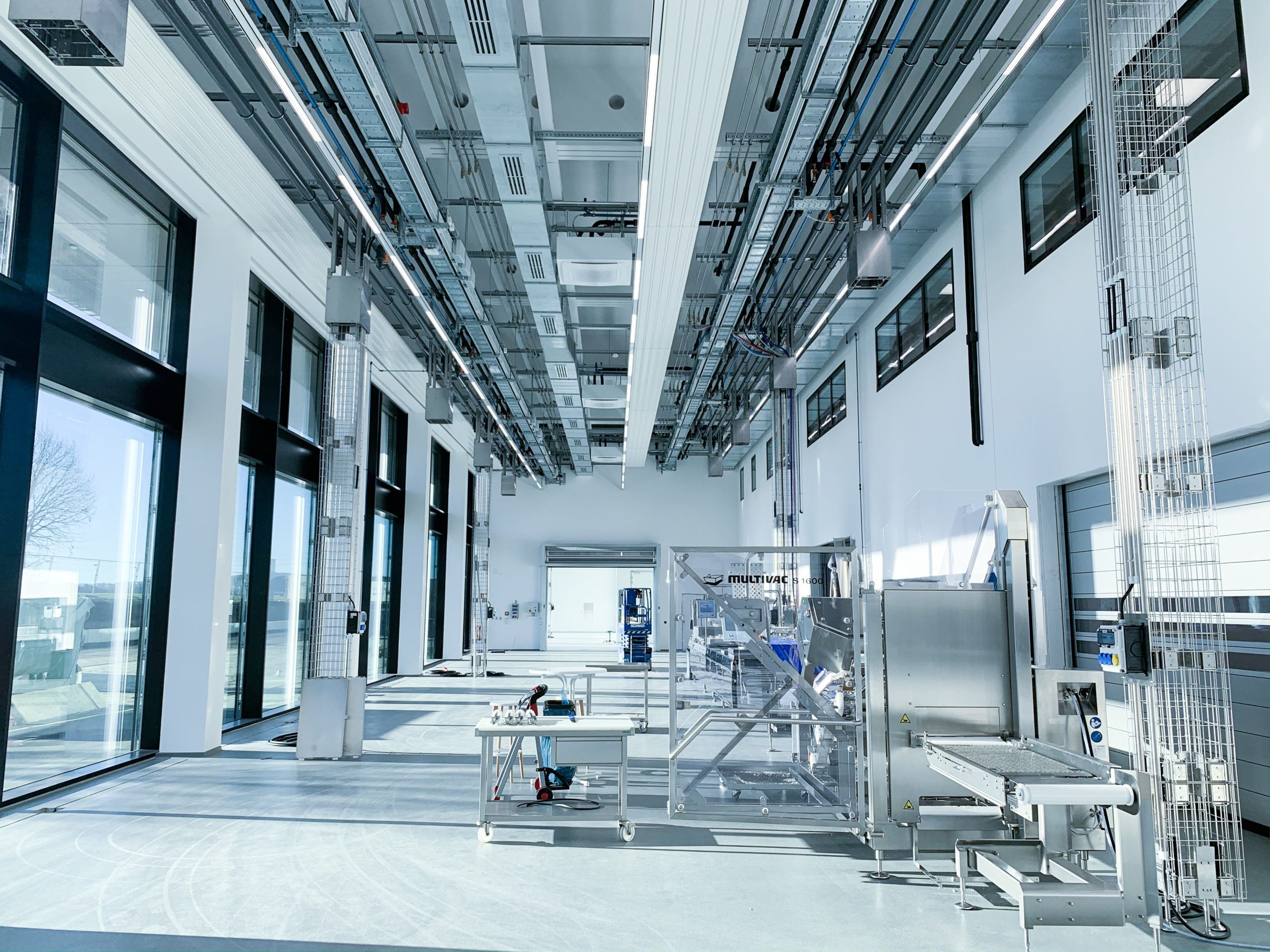 Gebäudetechnik Multivac